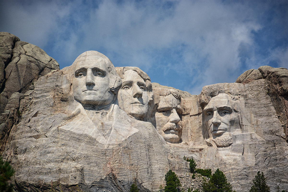 Pin mount rushmore national memorial wallpaper 22787 open for Mount rushmore history facts